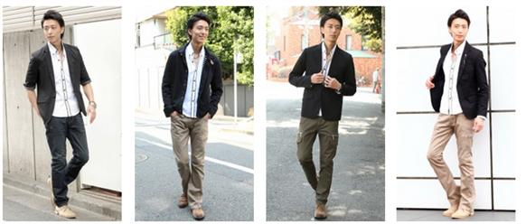モテる男のファッション