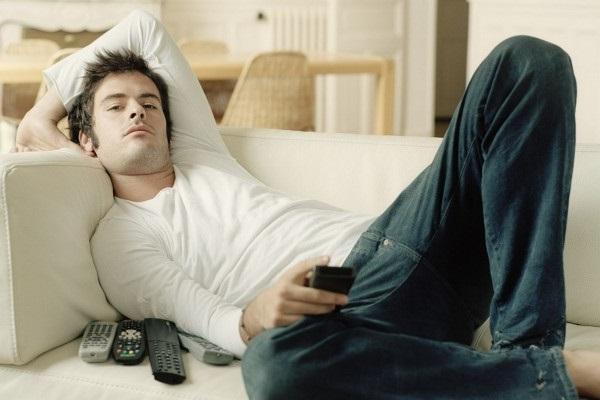 怠惰男の画像