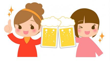 お酒に強い方が、婚活では有利になりますか?